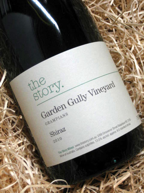 The Story Garden Gully Shiraz 2010