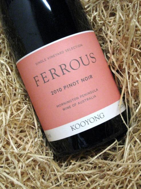 Kooyong Ferrous Pinot Noir 2010