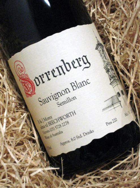 Sorrenberg Sauvignon Blanc Semillon 2012