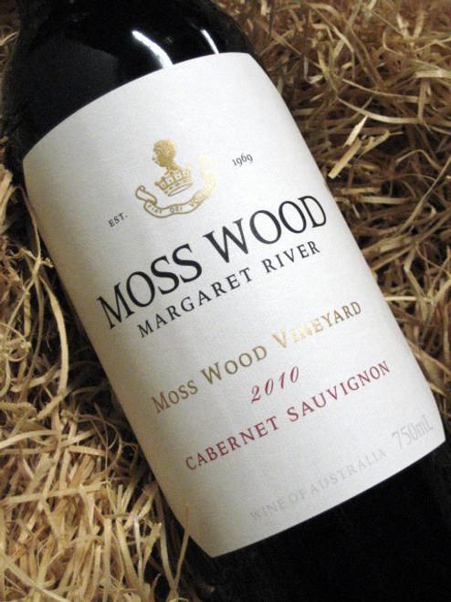 [SOLD-OUT] Moss Wood Cabernet Sauvignon 2010