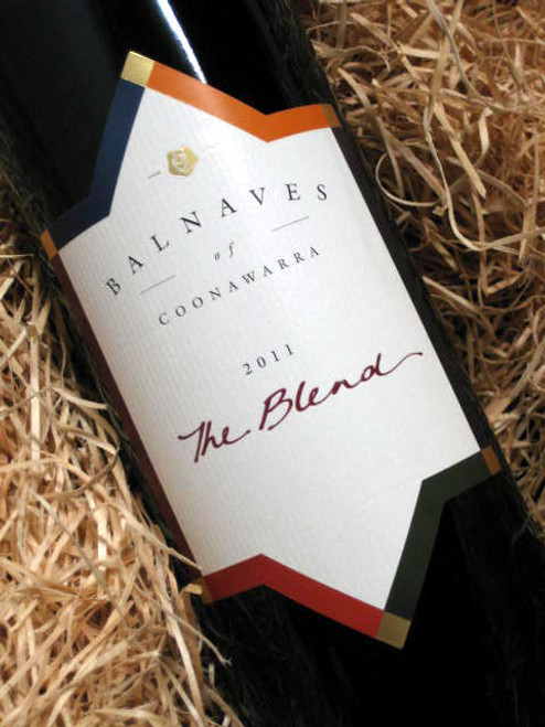 Balnaves The Blend Cabernet Sauvignon Merlot 2011