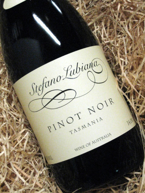 Stefano Lubiana Estate Pinot Noir 2010