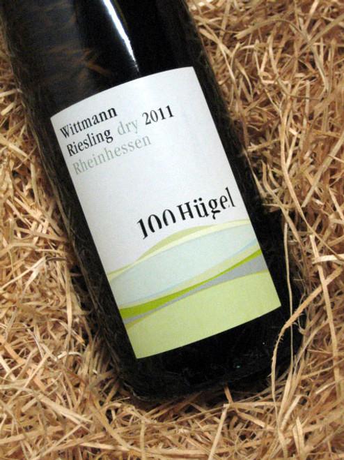 Wittmann 100 Hugel Riesling 2011