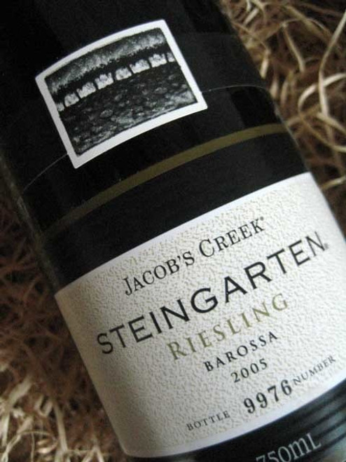 [SOLD-OUT] Orlando Jacobs Creek Steingarten Riesling 2005