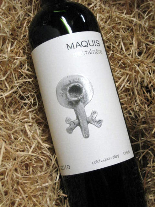 Maquis Carmenere 2010