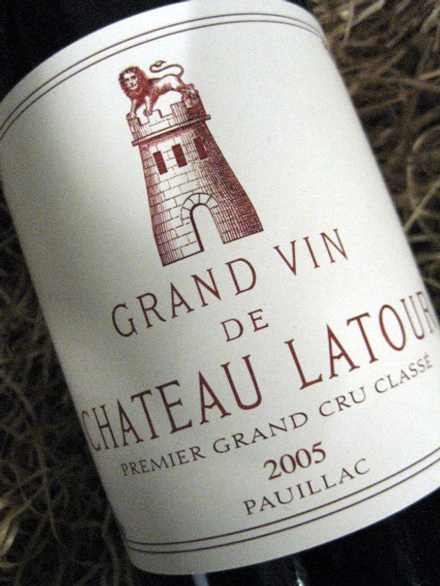 Chateau Latour 2005