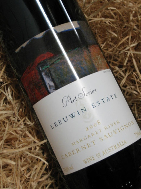 Leeuwin Estate Art Series Cabernet Sauvignon 2008