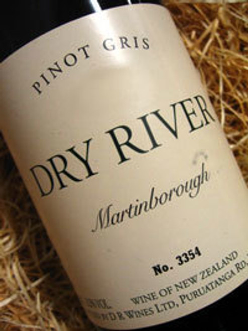 Dry River Pinot Gris 2011