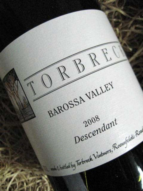 [SOLD-OUT] Torbreck Descendant Shiraz Viognier 2008