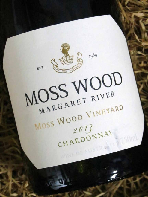 [SOLD-OUT] Moss Wood Chardonnay 2013