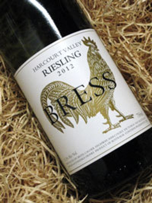[SOLD-OUT] Bress Riesling Off-Dry 2012