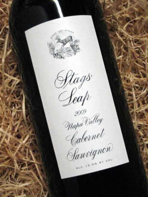 Stag's Leap Winery Napa Valley Cabernet Sauvignon 2009