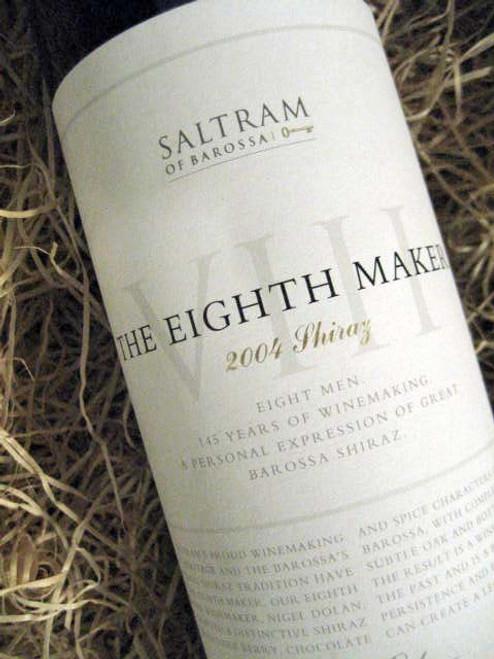[SOLD-OUT] Saltram Eighth Maker Shiraz 2004