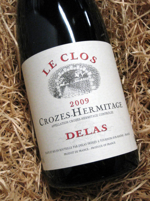 Delas Crozes-Hermitage 'Les Clos' 2009