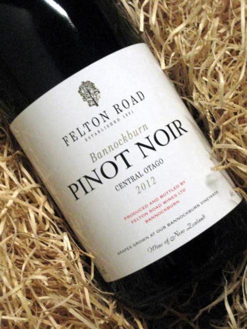 Felton Road Bannockburn Pinot Noir 2012