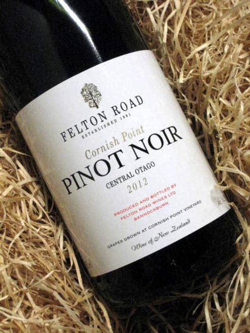 Felton Road Cornish Point Pinot Noir 2012