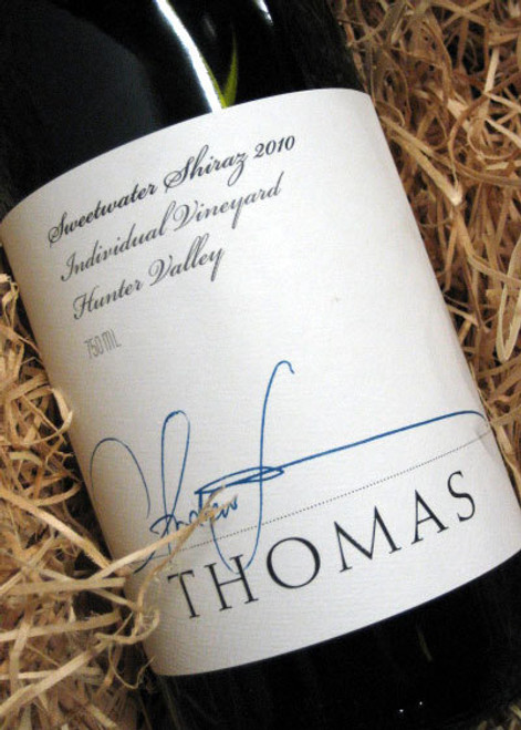 Thomas Sweetwater Shiraz 2010