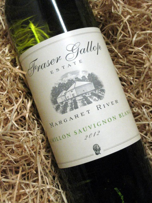 Fraser Gallop Semillon Sauvignon Blanc 2012