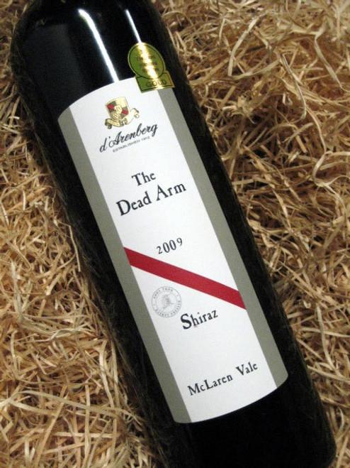 d'Arenberg Dead Arm Shiraz 2009