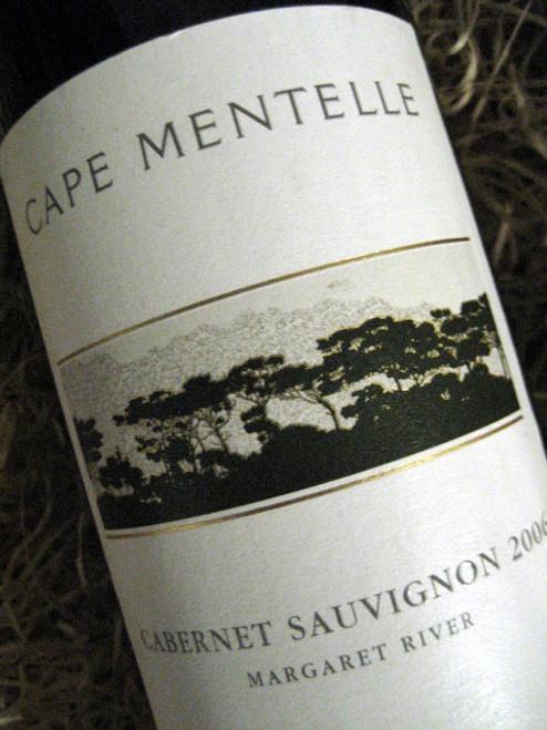 Cape Mentelle Cabernet Sauvignon 2006