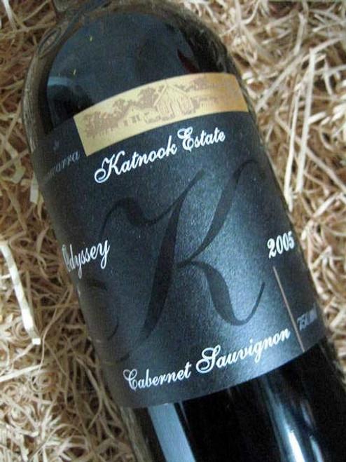 [SOLD-OUT] Katnook Estate Odyssey Cabernet Sauvignon 2005