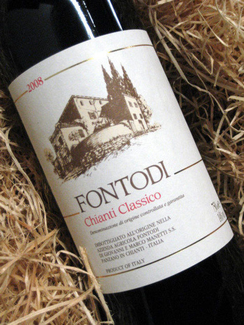 Fontodi Chianti Classico 2008