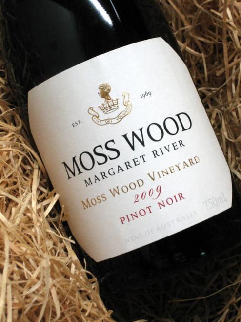 Moss Wood Margaret River Pinot Noir 2009