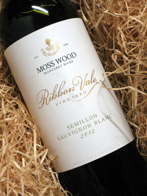 Moss Wood Ribbonvale Semillon Sauvignon Blanc 2012