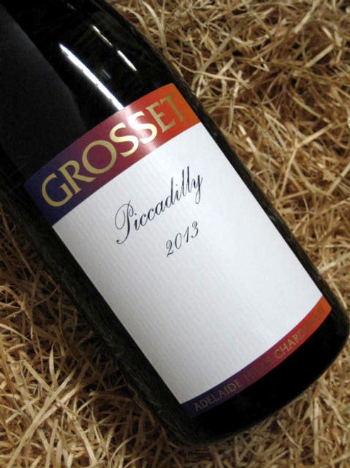 [SOLD-OUT] Grosset Piccadilly Chardonnay 2013