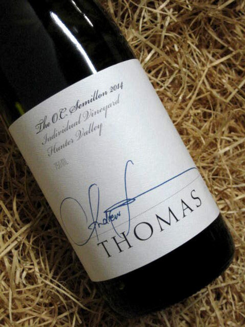 Thomas The OC Semillon 2014
