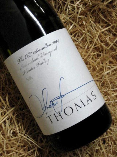Thomas The OC Semillon 2014