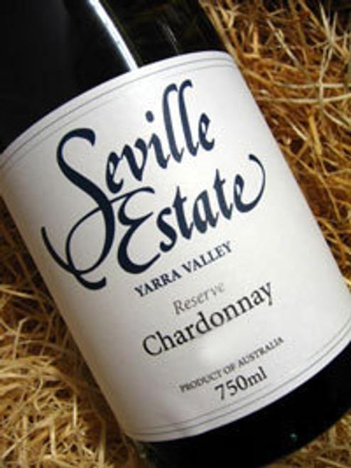 Seville Estate Reserve Chardonnay 2010