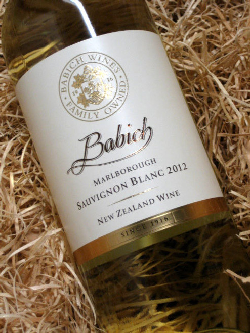 Babich Sauvignon Blanc 2012