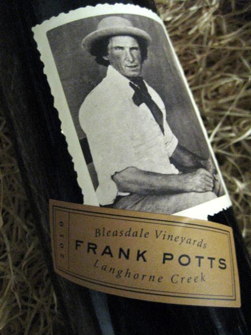 Bleasdale Frank Potts Cabernet Malbec Merlot 2010