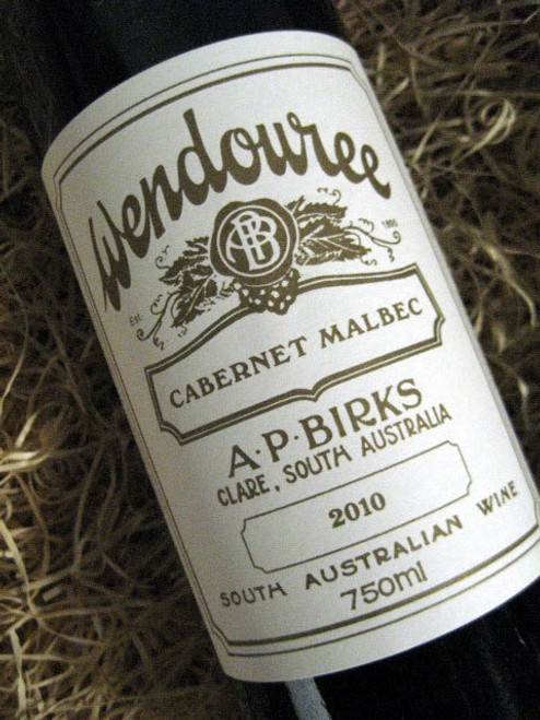 [SOLD-OUT] Wendouree Cabernet Malbec 2010