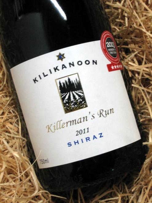 Kilikanoon Killerman's Run Shiraz 2011