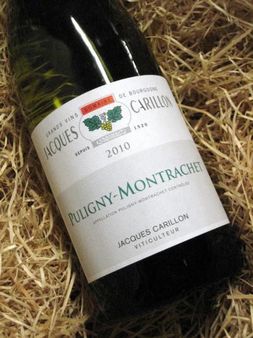 Jacques Carillon Puligny Montrachet 2010