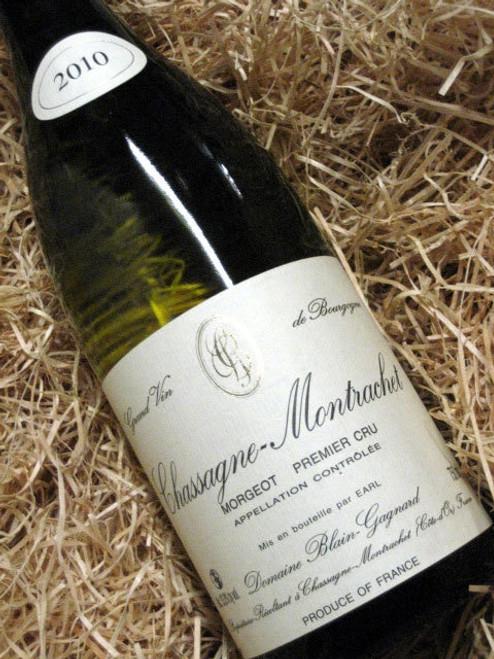 Blain-Gagnard Chassagne Montrachet Morgeot 2010