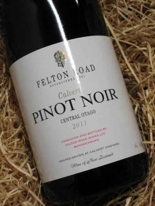 Felton Road Calvert Pinot Noir 2011
