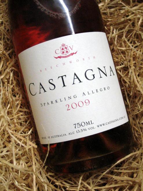 Castagna Sparkling Allegro 2009