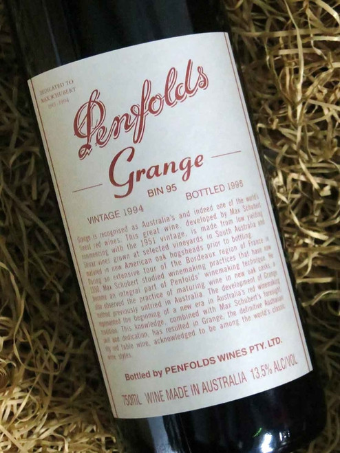 [SOLD-OUT] Penfolds Grange 1994