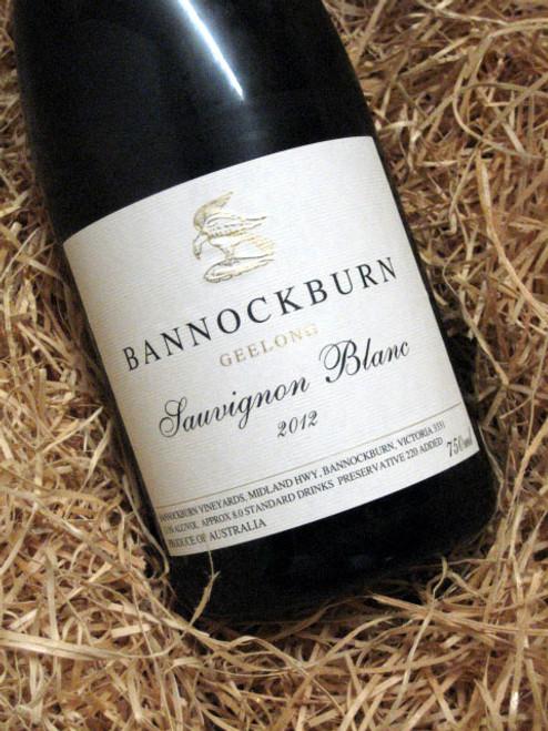 Bannockburn Sauvignon Blanc 2012