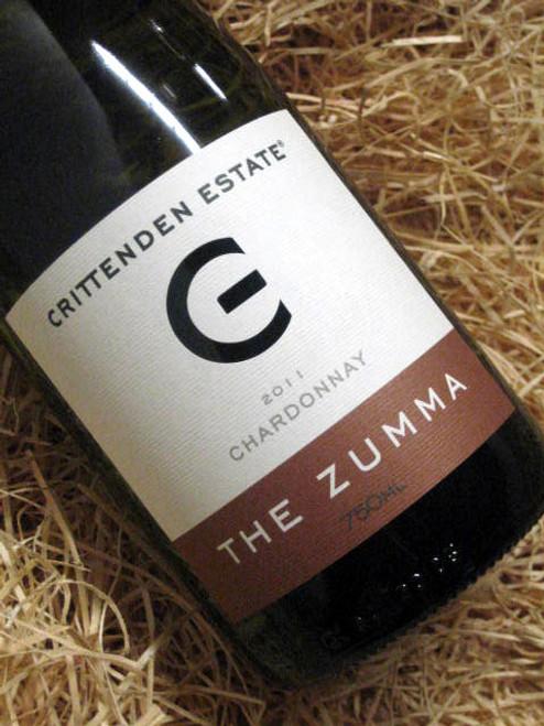 Crittenden Zumma Chardonnay 2011