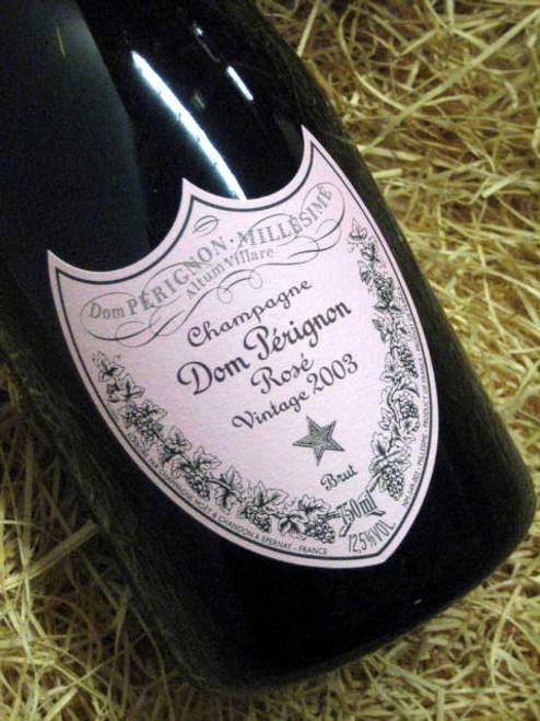 Dom Perignon Rose 2003