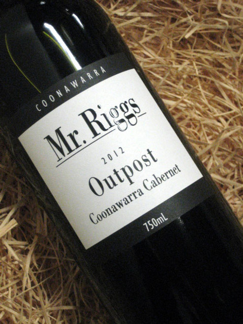 Mr Riggs Outpost Cabernet 2012
