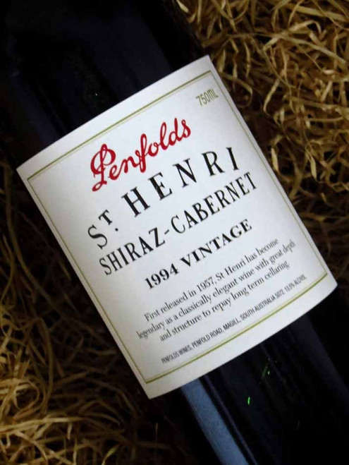 [SOLD-OUT] Penfolds St Henri 1994