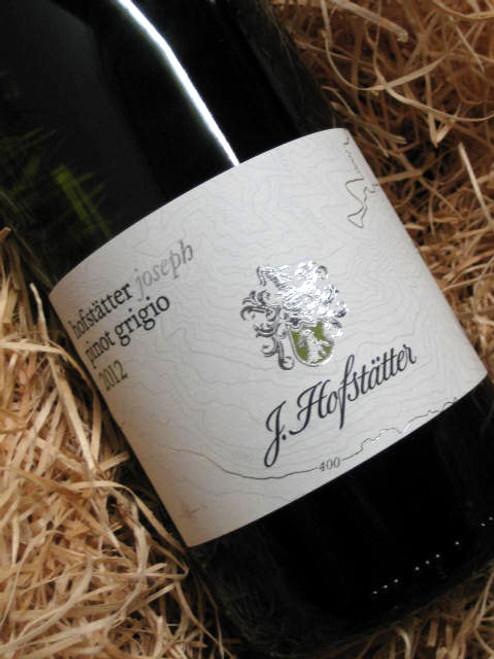 Hofstatter Pinot Grigio 2012