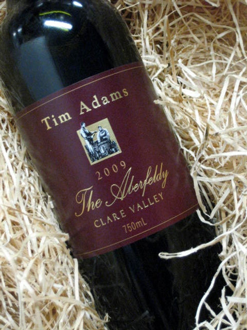 Tim Adams The Aberfeldy Shiraz 2009