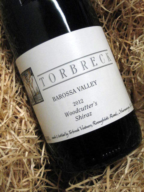 Torbreck Woodcutters Red Shiraz 2012