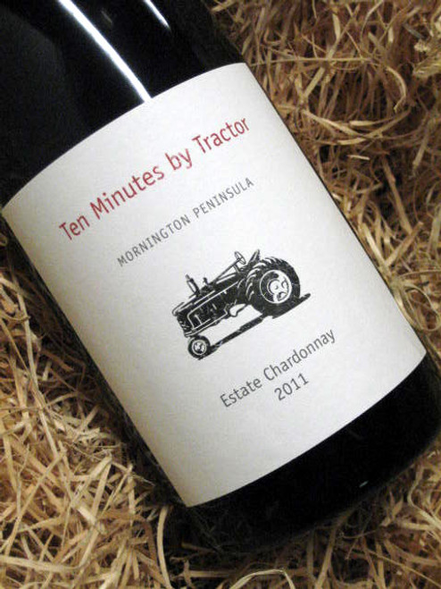 Ten Minutes By Tractor Estate Chardonnay 2011